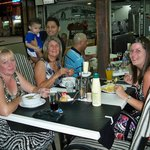 A nice meal in Fethiye