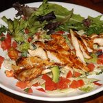BBQ Chicken Salad (fresh & flavorful)