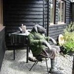 Nearby Sculpture Garden - Don't miss!