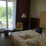Room & Balcony