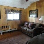 Half duplex cabin number nine