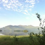 der Killarney Nationalpark vor dem Frühstück 3