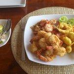 Kalla Bongo special prawns