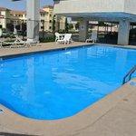 piscine de l hotel