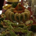 tasty shrimp salad