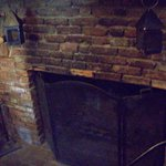Front room fire place
