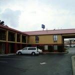 Clássico Motel de estrada