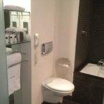 Bathroom in a standard room