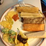 so many different delicious flavors of tamale!
