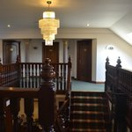Upstairs of the Lodge