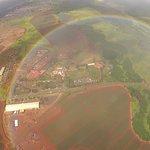Full circle rainbows are waiting