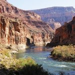 Colorado River from the raft