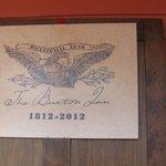 Bicentennial Plaque