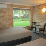 Family style accommodation
