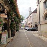 As ruas sao lindas!!!