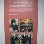 descriptions of  15th century medieval maces in MUSA's collection