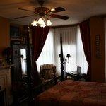 Robert E Lee room (should've used better aperature)