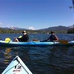 Ecotour on Shadow Mountain Lake