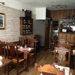 petit intérieur typique breton