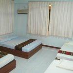 Borneo Global Sipadan - Family Room with Aircon and Toilet