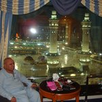 The Kaaba View from the room