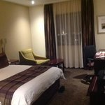 room at the City Lodge