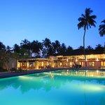 AVANI Kalutara Resort - Evening View of the Hotel