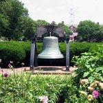 Liberty Bell vor Legislative Hall