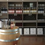 Cellar Shop of their award winning wines
