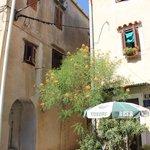Street in Baska