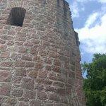 Westbollwerk - Geschützturm