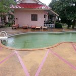Not the pool you will see on there homepage