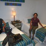 Room #8 had 2 full baths and a common area