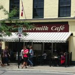 Buttermilk Cafe in Cobourg
