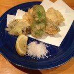 best tempura we ate in Japan