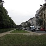 Anfang Hofgarten
