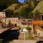 Le hameau de la Minière de vallauria