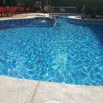 Lush Pool