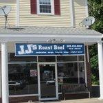 JJ's  Roast Beef