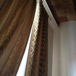 tendaggi e soffitto