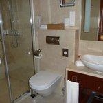 Banheiro do quarto 336