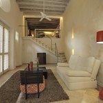 Habitación Gran Lujo - Casa pestagua