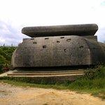 Bunker de commandement et d'observation