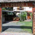 La Pergola, Ristorante Pizzeria ITaliano, in Tonsupa Ecuador