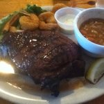 Steak and Shrimp Special