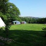 tipi and yurts