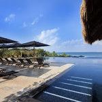 Main pool at NIZUC Resort & Spa