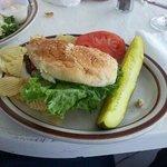 Nice Vegan Burger
