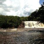 Cachoeira Iracema fica próximo ao hotel
