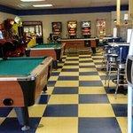 1/2 of the arcade